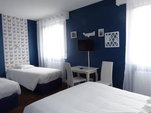 Hôtel Patton : Hotel near Avranches