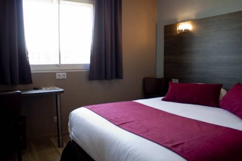 Hotel Restaurant Vesontio : Hotel near Besançon