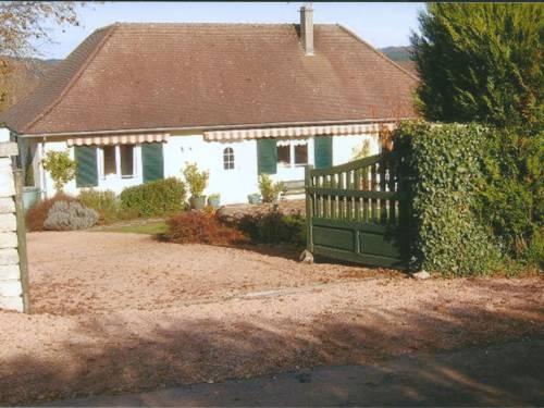 Vue de Pannecière : Guest accommodation near Château-Chinon(Ville)