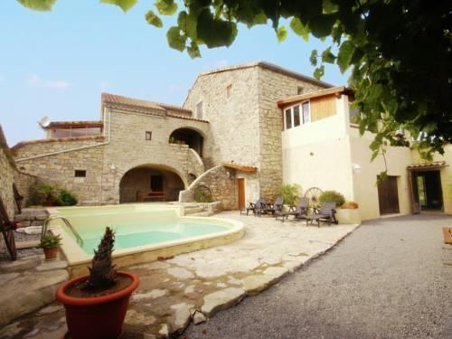 Maisonette Lanas : Guest accommodation near Balazuc