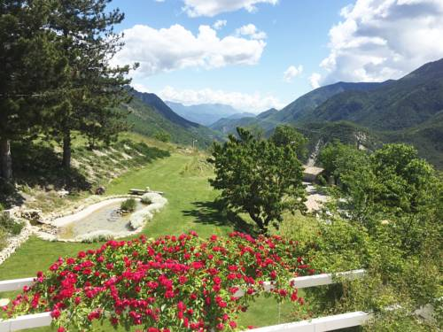 Monts d'Azur et air pur : Bed and Breakfast near Amirat