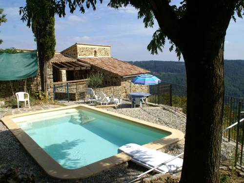 Maison De Vacances - Chassiers 1 : Guest accommodation near Prunet