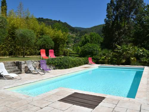 Domaine De Cortenzo Magnanerie : Guest accommodation near Saint-Cirgues-de-Prades