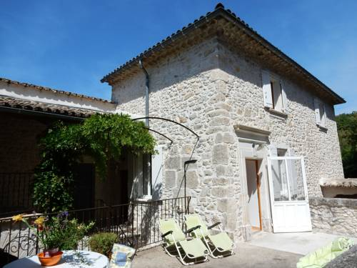 Maison De Vacances - Montclus : Guest accommodation near Orgnac-l'Aven