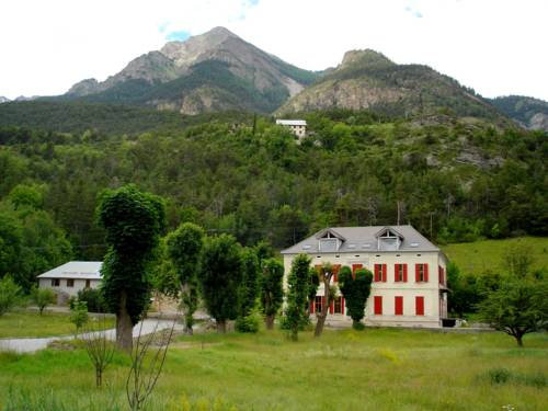 Le Trianon : Guest accommodation near Meyronnes