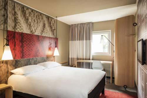 ibis Saint Germain en Laye Centre : Hotel near Yvelines