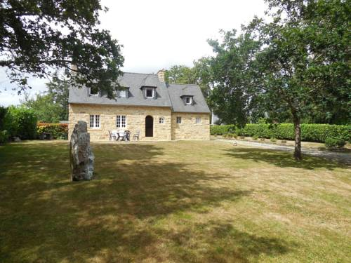 Holiday home La Plage 1 : Guest accommodation near Plougastel-Daoulas