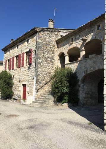 Le Gîte De Babeth : Guest accommodation near Saint-Maurice-d'Ibie