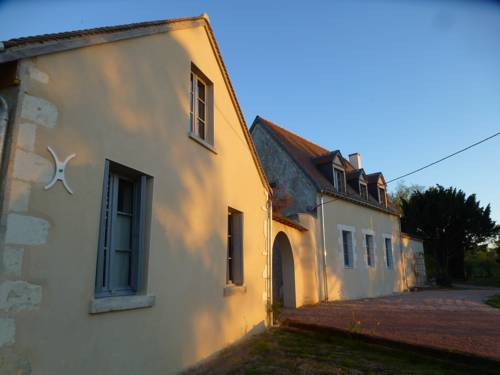 Le Petit Manoir : Bed and Breakfast near Saint-Martin-le-Beau