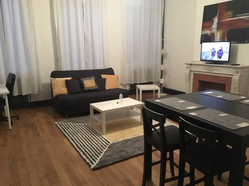 Studio Voltaire : Guest accommodation near Alaincourt