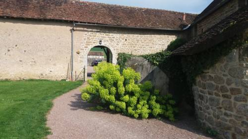 Gites des Aubues : Guest accommodation near Anthien