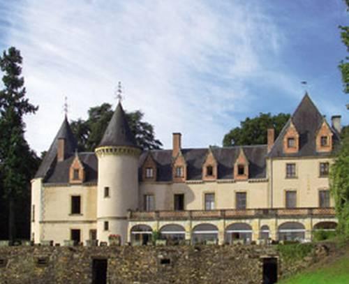 Chateau Beuvrière : Hotel near Vierzon