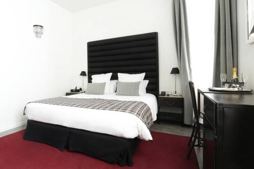 Hotel Pulitzer Paris : Hotel near Paris 9e Arrondissement