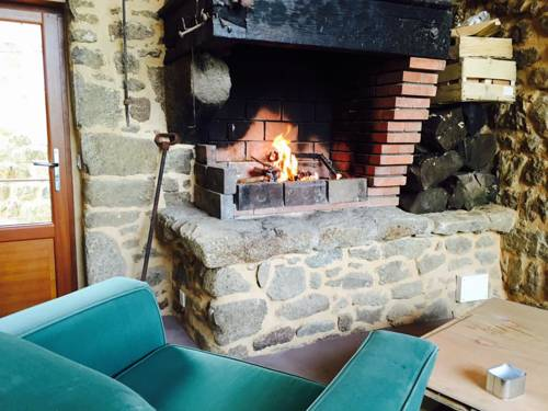 La Chevrerie : Guest accommodation near Saint-Romain-d'Ay
