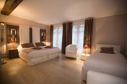 Hotel Relais Saint Jean Troyes : Hotel near Champagne-Ardenne