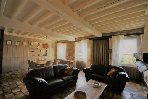 Le Beauchot : Guest accommodation near Saint-Malo-en-Donziois