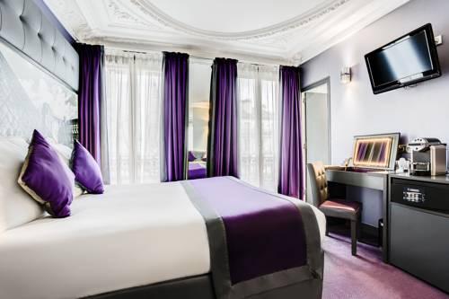 Best Western Nouvel Orléans Montparnasse : Hotel near Paris 14e Arrondissement