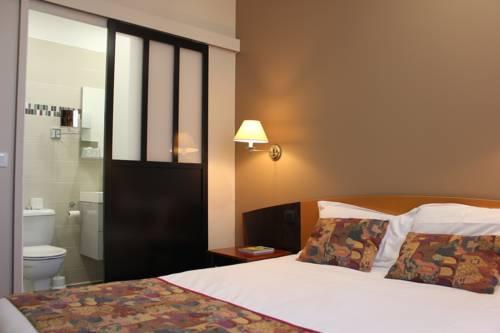 Logis Le Relais de Fusies : Hotel near Saint-Sever-du-Moustier