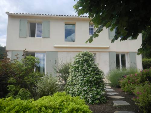 L'ensoleillée : Guest accommodation near Montpezat