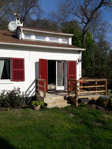Paprika : Guest accommodation near Chanteloup-les-Vignes