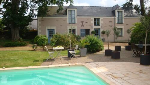 La Demeure du Goupil : Bed and Breakfast near Luigné
