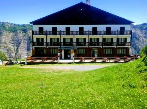 La Pourvoirie : Hotel near Saint-Paul-sur-Ubaye