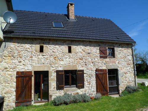 Cutters Lodge : Guest accommodation near Saint-Marcel-en-Marcillat