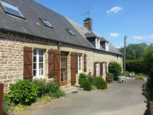 Brittany/Normandy Cottages : Guest accommodation near Montjoie-Saint-Martin