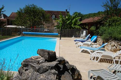 Location Gite Baunac : Guest accommodation near Aubas