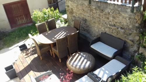 Le Verger : Apartment near Saint-Vincent-les-Forts