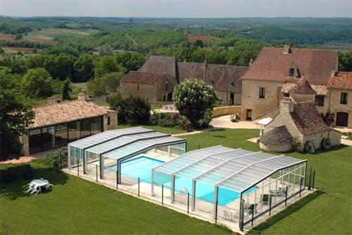 Domaine De La Greze : Guest accommodation near Alles-sur-Dordogne