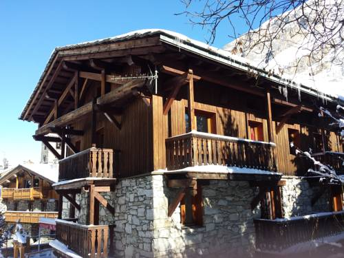 Chalet Saint-Roch : Apartment near Val-d'Isère