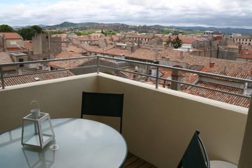 Appartement Le Saint Vincent - Les Balcons de la Cité : Hotel near Languedoc-Roussillon