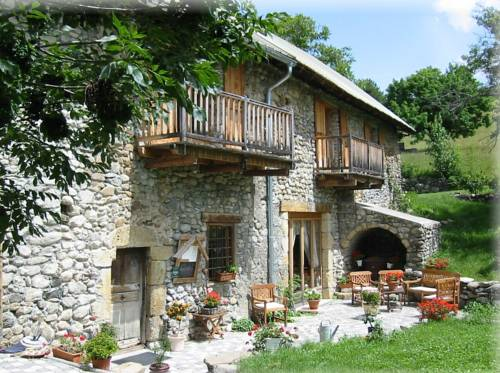 La Fernande : Bed and Breakfast near Saint-Sauveur
