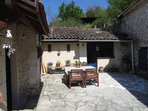 Gîte Cote De Fumel : Guest accommodation near Anthé