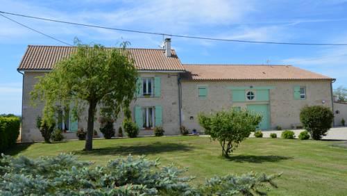 Le Coteau de Bazeille : Guest accommodation near Marmande