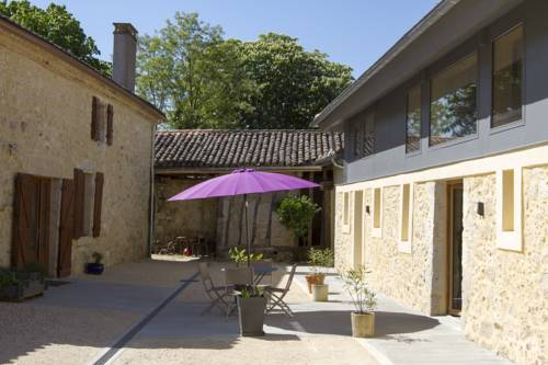 La Métairie du Clos Saint Louis : Bed and Breakfast near Sos