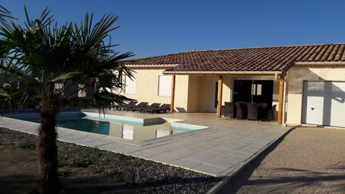 Villa Païolive : Guest accommodation near Grospierres