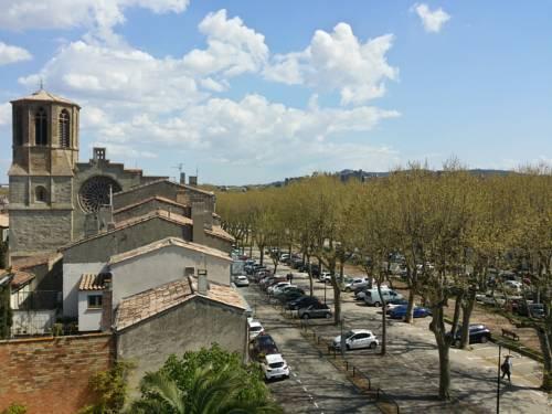 Appartement Le Saint Michel - Les Balcons De La Cité : Apartment near Carcassonne