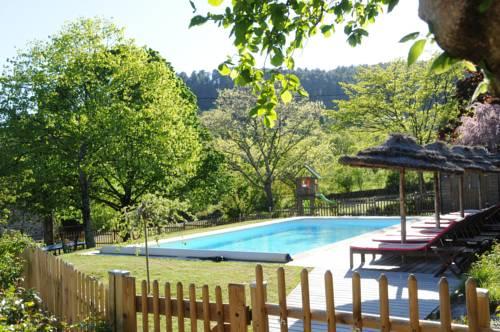 Les Grandes Vignes : Guest accommodation near Rocles