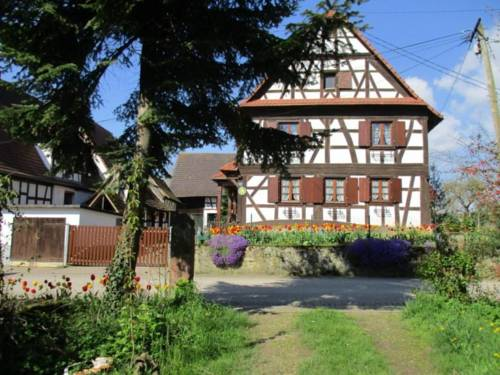 House Seebach - 4 pers, 86 m2, 3/2 : Guest accommodation near Crœttwiller