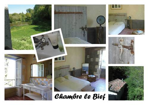 B&B La Cueille : Bed and Breakfast near Romagne