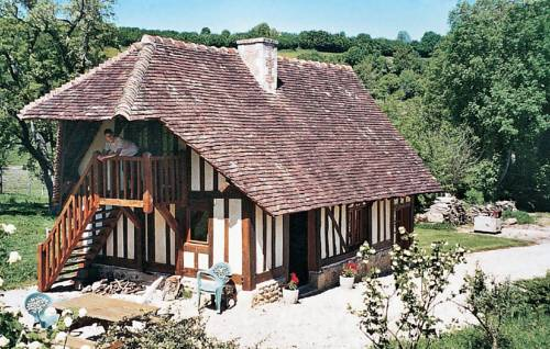 Holiday home St. Foy de Montgommery 23 : Guest accommodation near Vimoutiers