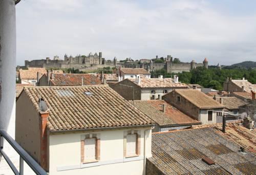Les Balcons de la Cité - Appartement Le Saint Paul : Apartment near Carcassonne