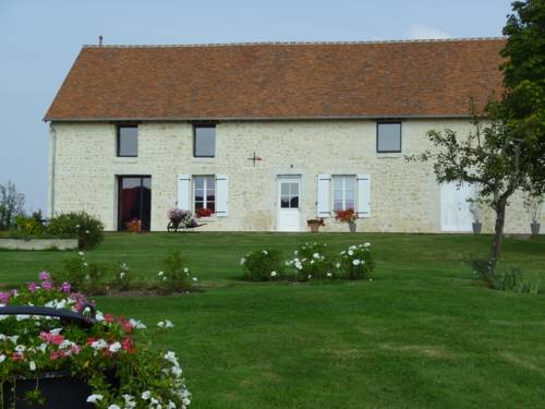 Gites La Haute Borde : Guest accommodation near Autheuil