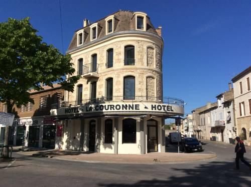 Sas Hotel la couronne : Hotel near Lot-et-Garonne