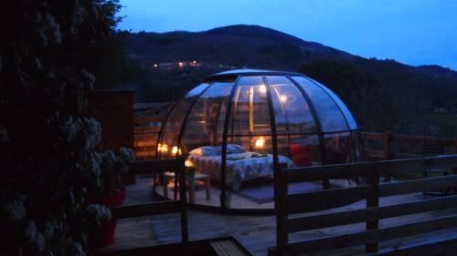 Le Mas du Pestrin : Bed and Breakfast near Meyras