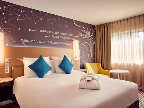 Mercure Paris Sud Les Ulis-Courtaboeuf : Hotel near Fontenay-lès-Briis