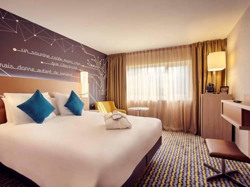 Mercure Paris Sud Les Ulis-Courtaboeuf : Hotel near Janvry