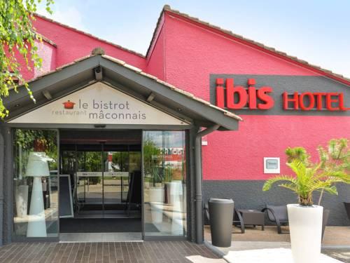ibis Mâcon Sud : Hotel near Bey